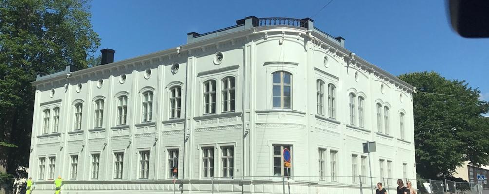Matti Takala Architects has moved!